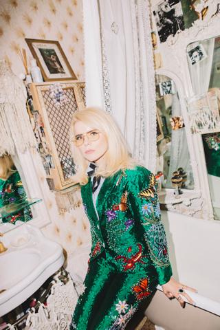 Paloma Faith Custom Suit